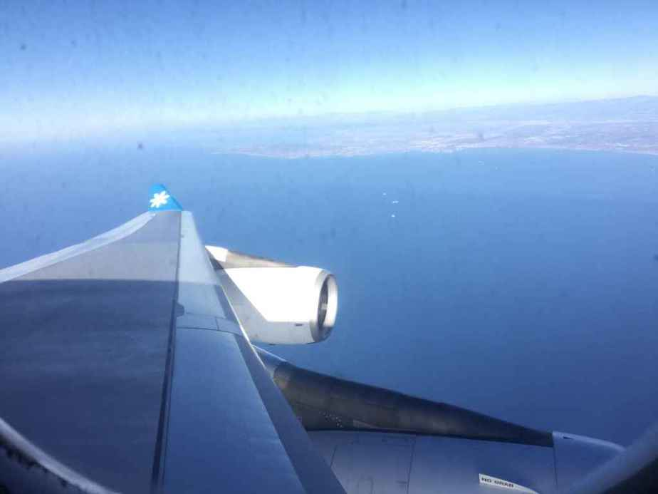 Air Tahiti A340